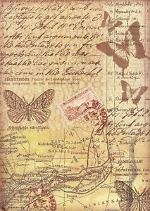 Rice-Paper-for-Decoupage-Scrapbook-Sheet-Craft-Paper-Postcard-Butterfly