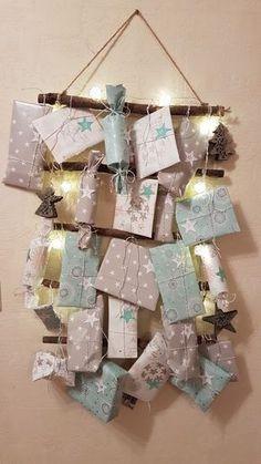 DIY Weihnachten, Adventskalender selbstgemacht, basteln, verpacken, Weihnachtszeit, Advent, Geschenke, Weihnachtsdeko