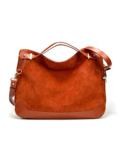 Celine Suede Gourmette Bag Suede, mixing simple style with ...