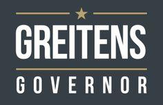 Greitens campaign for MO Governor logo