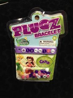 Plugz Bracelet - Disney Fairies