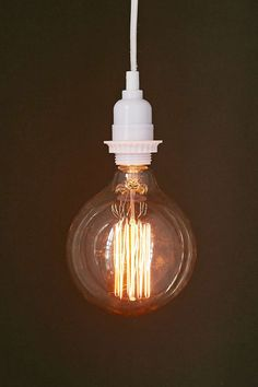 Globe Bulb String Lights Urban Outfitters : 1000+ images about Lighting on Pinterest Battery powered string lights, Globe string lights ...