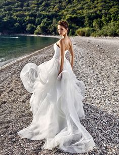 Toscana Dreams | Eddy K Wedding Gowns www.eddyk.com