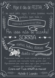 Poster Personalizável com o nome do Casal **Favor enviar o nome do Casal para . Wedding Signs, Diy Wedding, Rustic Wedding, Dream Wedding, Wedding Day, Wedding Phrases, Wedding Photos, Marriage Advice, Marry Me
