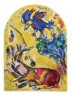 Marc Chagall Naphtali