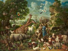 Yana Movchan - Noah's Ark