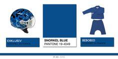 Snorkel Blue Pantone 2016