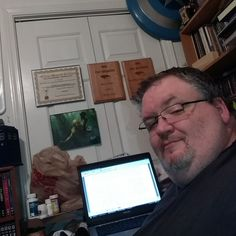 Today has been a full, busy day... and I love it. I added some new words to The Wraith: Sanderson of Metro novel, did final edits on a new book that will be out within a week or so, got to see the cover for said book, wrote blurbs, cover copy, worked on Patreon things, participated in one of my publisher's chats, and more. Like I said, a good, full day at the ol' writing desk. Now, I'm beat so I think it's time to call it a night.