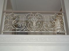Notice: Undefined index: treppengelander-innen in /home/coftphzm/htdocs/templates/default.html on line 6 Balcony Grill Design, Balcony Railing Design, Deck Railings, Wrought Iron Staircase, Iron Balcony, Decks And Porches, Pattern And Decoration, Art Deco, Villa