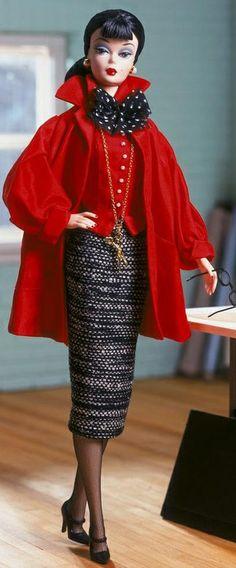 Fashion Designer (2002) Silkstone Barbie