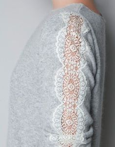 Pimp my Pulli: 5 ingeniously simple upcycling ideas for your old clothes - gofeminin.de - - Pimp my Pulli: 5 genial einfache Upcycling-Ideen für deine alte Kleidung Pimp my Pulli: 5 ingeniously simple upcycling ideas for your old clothes -