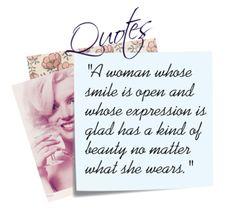 Unleash your reservoir of #smiles! #Feminine #Beauty #Love #Smile #Happy #Life #quotes