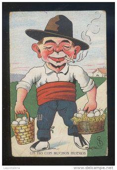 Ilustrador *Sileno - Un tío con muchos huevos* Sin datos editor nº 212. Escrita.