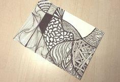 Draw sth