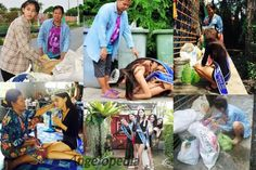 Khanittha Phasaeng A Garbage Collector crowned Miss Uncensored News Thailand