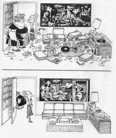 【漫畫】逼婚 @歡樂惡搞 KUSO 哈啦板 - 巴哈姆特