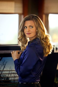 """Brooke D'Orsay as Annie in the Hallmark Channel Original Movie """"How to Fall in Love,"""" premiering Sat July 21 at 9/8c, only on Hallmark Channel."""