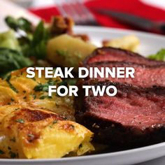 4 romantic dinners for date night dear future, future wife, tasty videos, recipe Meat Recipes, Cooking Recipes, Healthy Recipes, Recipes Dinner, Easy Cooking, Cooking Ideas, Tasty Videos, Food Videos, Cooking Videos Tasty