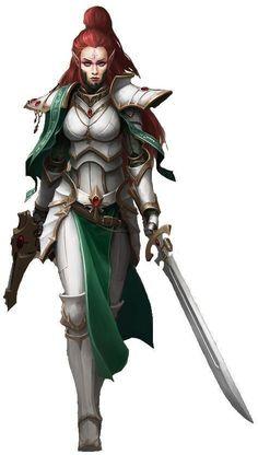 New Ideas Medieval Concept Art Warhammer - Fotoshooting ideen - Crafts world Eldar 40k, Warhammer Eldar, Warhammer 40k Figures, Warhammer 40k Miniatures, Warhammer Inquisitor, Paladin, Dark Fantasy, Fantasy Armor, Character Art