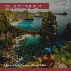 """""""Travelling Leaves You Speechless Turning You Into A Storyteller"""" (^_^) #FollowUs & #StayTuned for updates \m/ #travel #instaquote #travelgram #instatraveler #instatravelgram #instatrip #instaphoto #motivation #travelquote #startups #business #nature #liveitup #subscribe #tours"""