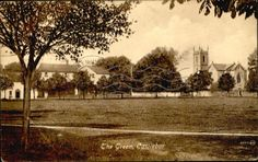 The Green, Castlebar Ireland Pictures, County Mayo, Old Postcards, Places, Green, Painting, Lugares, Painting Art, Paintings