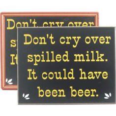 #spilledmilk