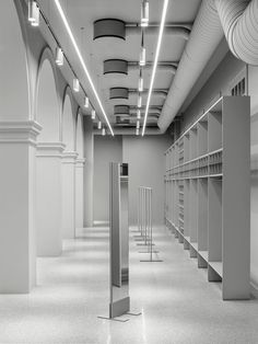 First store for H&M offshoot Arket has interiors based on historical archives