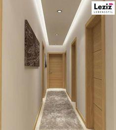 Interior Design Your Home, Home Room Design, Scandinavian Interior Design, House Ceiling Design, Ceiling Design Living Room, House Design, Hall Wall Decor, Home Entrance Decor, Home Decor