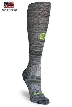 Black Twist OTC Compression Socks
