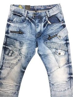 Imagen 2 de 3 Source by kathartist Jeans Baby Girl Jeans, Girls Jeans, Denim Jeans Men, Jeans Fit, Denim Fashion, Fashion Pants, Army Pants, Best Jeans, Denim Outfit