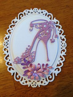 I found this project in the Top Dog Dies Idea Gallery. See more card, scrapbooking and craft project ideas and share your own. Birthday Verses For Cards, Birthday Cards For Friends, Birthday Cards For Women, Making Greeting Cards, Birthday Greeting Cards, Greeting Cards Handmade, Aliexpress Dies Cards, Tattered Lace Cards, Spellbinders Cards