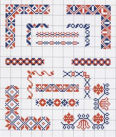 Gallery.ru / Фото #23 - Motif scandinaves traditionnel - Mongia