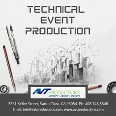 Avt Production Company provide event production and planning service for corporate and individuals. specializing in creativity and live production,