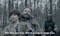 Ragnar the Fearless Lagertha, The Last Kingdom Series, Uhtred Of Bebbanburg, Vikings Show, Bbc America, Ragnar, Netflix Series, Past Life, Classic Films