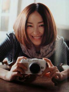 Kumiko Asou , Asou Kumiko(麻生久美子) / japanese actress