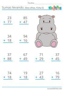 Math Practice Worksheets, First Grade Math Worksheets, Second Grade Math, School Worksheets, Numbers Kindergarten, Preschool Math, Math Exercises, Math Practices, Math For Kids