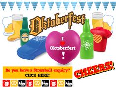 Is everyone ready for the Oktoberfest promotions?
