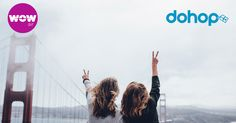 Fly to San Francisco with WOW air & Dohop