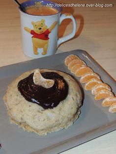 Il est l'heure de reprendre le droit de chemin et de partager avec vous une nouvelle recette. Stop les excès, on en a bien profité pas vrai? Aujourd'hui je vous propose une nouvelle recette de bowlcake. Vous connaissez le bowlcake? Une sorte de cake que... Ham, Menu, Pudding, Breakfast, Healthy, Desserts, Food, Biscuits, Kitchen