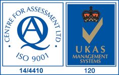 We now have IS0 9001 implemented into our company - A certification which is an internationally recognised standard promoting quality management systems which demonstrate your commitment to customer satisfaction as well as continuous improvement. http://www.centreforassessment.co.uk/services/iso-9001-certification/