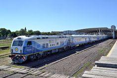 ferrocarriles del sud: EN UN AÑO MAS DE 100 LOCALIDADES SE QUEDARON SIN T...