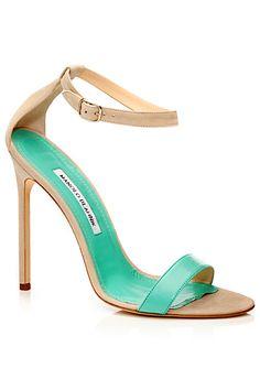 Manolo Blahnik - Shoes More - 2014 Spring-Summer