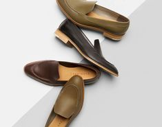 Dear Everlane, you're slaying me with your foray into shoemaking - I just know these loafers will find a permanent place in my everyday shoe rotation. Made from 100% Italian leather and at $165 a pair, how can I resist snagging them up in all three colors?