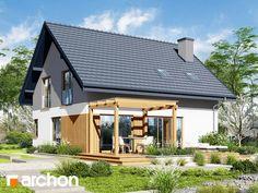 Dom w złociszkach Gazebo, Pergola, Attic Rooms, Home Fashion, House Rooms, Ideas Para, Exterior, Outdoor Structures, Cabin