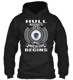 Hull, Massachusetts - My Story Begins