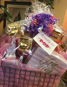 Basket for mom, after baby!