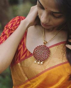 Affordable Kemp Jewellery Collections You Should Not Ignore • South India Jewels