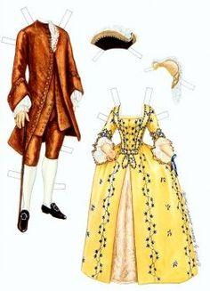 Williamsburg Elegance: A Lady & Gentleman of Fashion (4 of 6)