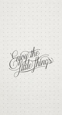 """""""Remember to enjoy the little things in life this new year, these will be the things you will miss most when they are gone. Unplug and enjoy the people around you. This is my motto for 2014.  - Bob Ewing, To Resolve Project"""