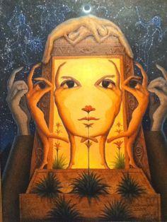 Octavio Ocampo el arte de la metamorfosis